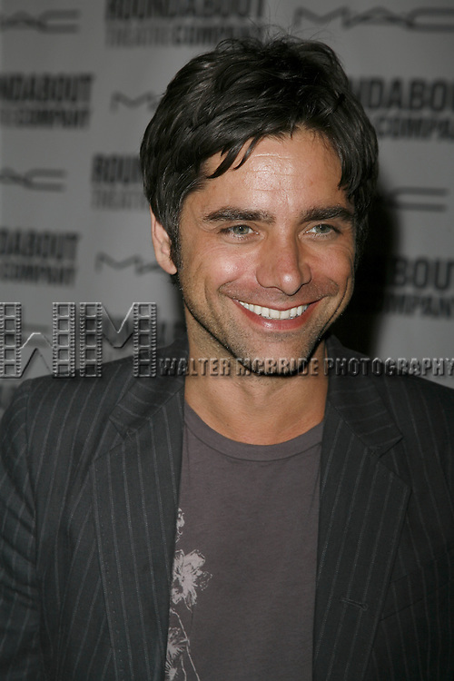 John Stamos.attending the Opening Night after party for the Roundabout Theatre Company's Broadway production of THE THREEPENNY OPERA at Studio 54 in New York City.. April 20, 2006. © Walter McBride/WM Photography