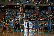 UNC vs Mississippi Valley State at the Dean Smith Center, Chapel Hill, NC, Sunday, November 20, 2011. .