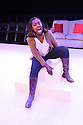"""Damsel Productions presents, Soho Young Writer Award Winner, Phoebe Eclair-Powell's play """"Fury"""" at Soho Theatre. Directed by Hannah Bauer-King, with set design by Anna Reid, and lighting design by Natasha Chivers. Picture shows: Naana Agyel-Ampadu."""