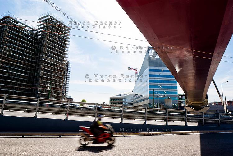 Milano riqualificazione quartiere portello marco becker for Viale serra milano