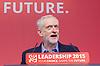 Labour Leadership <br /> Conference <br /> at The QE Conference Centre, Westminster, London, Great Britain <br /> 12th September 2015 <br /> <br /> <br /> Jeremy Corbyn <br /> leader <br /> <br /> <br /> Photograph by Elliott Franks <br /> Image licensed to Elliott Franks Photography Services