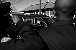 February 02, 2008. New Orleans, LA..Officer Nicola Cotton, 24, was killed Monday by a man who wrestled her gun from her after she approached him to question him about a sexual assault case.