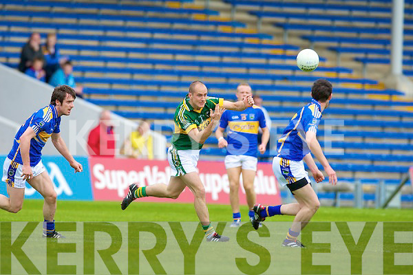 Kerry v Tipperary Munster GAA Chamoionship Junior Quarter Final at Semple Stadium, Thurles on Sunday.