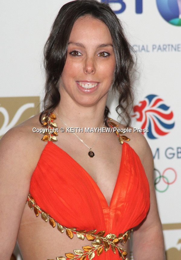 London - BT British Olympic Ball at the Grosvenor House Hotel, Park Lane, London - November 30th 2012..Photo by Keith Mayhew.
