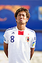 Masahito Toma (JPN), SEPTEMBER 02, 2011 - Beach Soccer : FIFA Beach Soccer World Cup Ravenna-Italy 2011 Group D match between Japan 2-3 Mexico at Stadio del Mare, Marina di Ravenna, Italy, (Photo by Enrico Calderoni/AFLO SPORT) [0391]