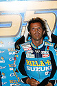 July 2, 2010 - Catalunya, Spain - Loris Capirossi takes a break in his box during the Catalunya Grand Prix on July 2, 2010. (Photo Andrew Northcott/Nippon News)..