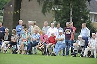 KAATSEN: LEEUWARDEN: 17-09-2016, Oldehovepartij, kaatspubliek, ©foto Martin de Jong