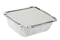 Take Away Food in Foil Container - Jan 2013.