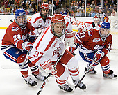 090321-Boston University Terriers vs. UMass-Lowell River Hawks