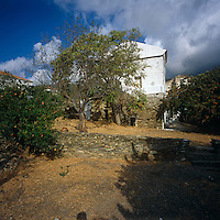 Traditional house - Andros, Greece