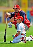2009-03-01 MLB: Cardinals at Marlins ST