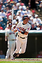 Kosuke Fukudome (Indians),JULY 31, 2011 - MLB :Kosuke Fukudome of the Cleveland Indians bats during the game against the Kansas City Royals at Progressive Field in Cleveland, Ohio, United States. (Photo by Thomas Anderson/AFLO) (JAPANESE NEWSPAPER OUT)