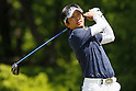 Keiichiro Fukabori, MAY 13, 2012 - Golf : Keiichiro Fukabori tees off on the 7th hole during the PGA Championship Nissin Cupnoodles Cup 2012 final round at Karasuyamajo Country Club, Tochigi, Japan. (Photo by Yusuke Nakanishi/AFLO SPORT) [1090]