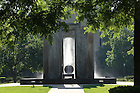 Clarke Memorial Fountain, University of Notre Dame, known as Stonehenge...<br />