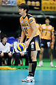 Kazuyoshi Yokota (Blazers), MARCH 5, 2011 - Volleyball : 2010/11 Men's V.Premier League match between F.C.Tokyo 0-3 Sakai Blazers at Tokyo Metropolitan Gymnasium in Tokyo, Japan. (Photo by AZUL/AFLO).