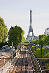 Paris in May Springtime
