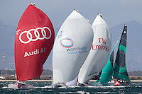 ITALY, Sardinia, Cagliari, AUDI MedCup, 25th September 2010,  Region of Sardinia Trophy,