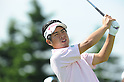 Yuta Ikeda (JPN),JULY 21, 2011 - Golf :Yuta Ikeda of Japan in action during the first round of the Nagashima Shigeo Invitational Sega Sammy Cup Golf Tournament at The North Country Golf Club in Chitose, Hokkaido, Japan. (Photo by Hitoshi Mochizuki/AFLO)
