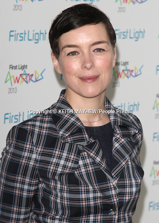 First Light Movie Awards 2013 at the Odeon, Leicester Square, London - March 19th 2013..Photo by Keith Mayhew...
