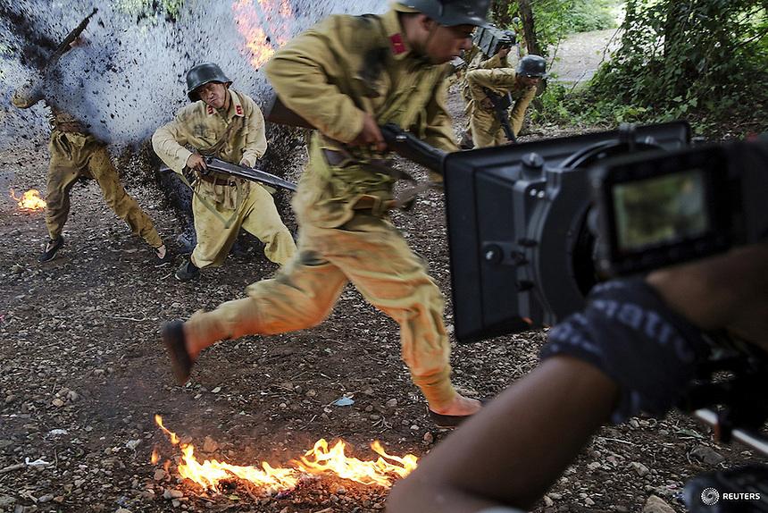 China War Movies: Behind the Scenes