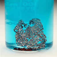 COPPER REDUCTION BY ALUMINUM<br />