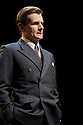 """London, UK. 26/03/2012. """"The King's Speech"""" opens at the Wyndhams Theatre, London. Picture shows: Charles Edwards (as King George VI).  Photo credit: Jane Hobson"""