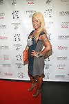 Celebrity Stylist Misa Hylton Attends New Premium Lounge Signed by INDASHIO Men's Collection Fashion Show at AUDI FORUM, NY  9/13/11