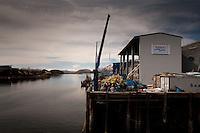 Trident Seafoods, Kodiak Island, Alaska, US