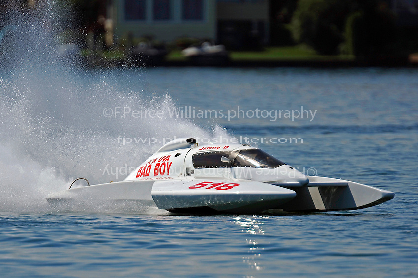 S-518  (2.5 Litre Stock hydroplane(s)