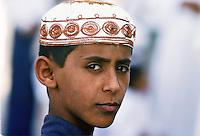 Young Arab boy, Qatar.