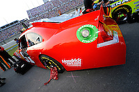 The Phoenix Racing #51 on the grid.