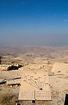 Jordan, the view West of Mount Nebo&amp;#xA;<br />