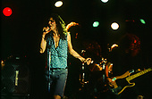SOUNDGARDEN - Chris Cornell and Jason Everman - performing live at The Whisky A-Go-Go in Hollywood, CA USA on December 7, 1989.  Photo credit: Kevin Estrada / Iconicpix