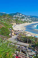 Laguna Beach Ca. Great path to Treasure Island Beach and Rock Arch