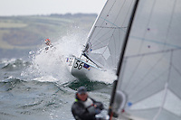 Day 5 of racing. The JP Morgan Asset Management Finn Gold Cup 2012. Falmouth.Credit: Lloyd Images