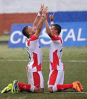 Deportivo Rionegro vs Jaguares FC, 17-05-2014