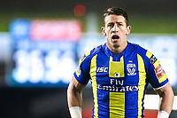 Picture by Alex Whitehead/SWpix.com - 16/03/2017 - Rugby League - Betfred Super League - Leigh Centurions v Warrington Wolves - Leigh Sports Village, Leigh, England - Warrington's Kurt Gidley pictured with a camera mounted on his chest providing POV footage for Sky Sports.