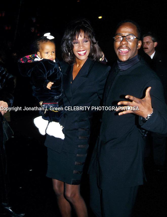 Brown Houston Daughter Whitney Houston Daughter