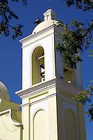Iglesia de San Marcos church  the Spanish colonial town of Gracias, Lempira, Honduras...