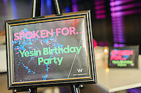 Yesin Birthday Party | Trace Restaurant | W Hotel San Francisco
