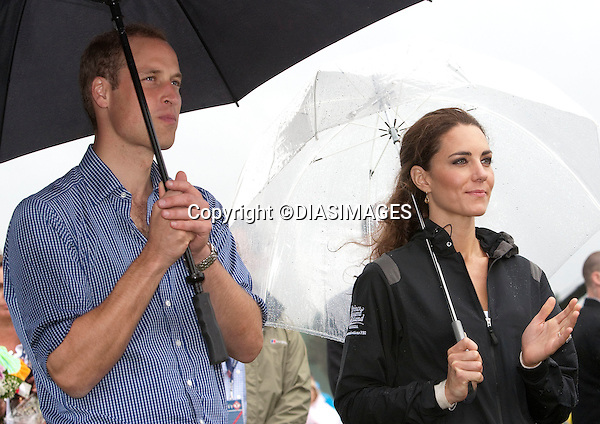 """PRINCE WILLIAM & KATE.visit Dalvey-by-Sea, Prince Edward Island_04/07/2011.Mandatory Credit Photo: ©DIASIMAGES..**ALL FEES PAYABLE TO: """"NEWSPIX INTERNATIONAL""""**.No UK Sales usage until 01/08/2011.IMMEDIATE CONFIRMATION OF USAGE REQUIRED:.DiasImages, 31a Chinnery Hill, Bishop's Stortford, ENGLAND CM23 3PS.Tel:+441279 324672  ; Fax: +441279656877.Mobile:  07775681153.e-mail: info@newspixinternational.co.uk"""