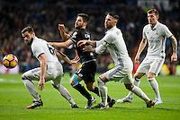 REAL MADRID v DEPORTIVO DE LA CORUÑA. La Liga 2016-2017.