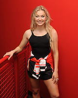 FORT LAUDERDALE, FL - JULY 21: Astrid S poses for a portrait at Radio Station Y-100 on July 21, 2016 in Fort Lauderdale, Florida. Credit: mpi04/MediaPunch ***CALL FOR RATES***