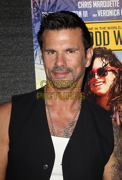 Hollywood, CA - May 30: Lorenzo Lamas Attending The Odd Way Home Theatrical World Premiere At Arena Cinema California on May 30, 2014.  <br /> CAP/MPI/RTNUPA<br /> &copy;RTNUPA/MediaPunch/Capital Pictures