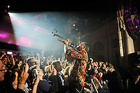 NOV 21 'James' performing at Brixton Academy