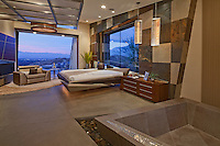 Stock photo of bedroom Stock photo of modern master bedroom