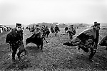.colombia1040 - FARC troops. La Macarena, june 2001..<br />