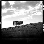 Interstate 80 in Wyoming.