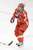 Sergio Somma (Ohio State - 44) - The Boston University Terriers defeated the Ohio State University Buckeyes 8-3 in the 2009 Northeast Regional Semifinal on Saturday, March 28, 2009, at the Verizon Wireless Center in Manchester, New Hampshire.