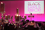 Black Girls Rock! Shot Callers Dinner 2012 held in New York City
